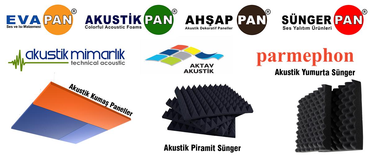 Antalya Ses Yalıtımı Akustik Ses İzolasyon Malzemeleri Firmaları