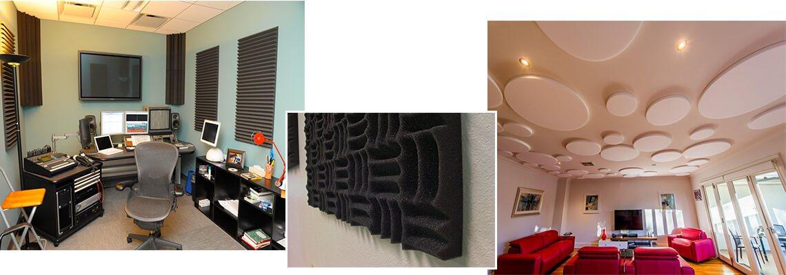 Akustik Ses Yalıtımı Fiyatları Antalya