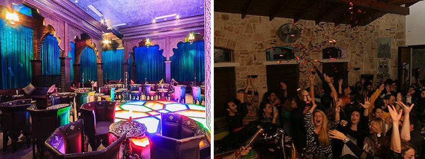 Disco Bar Ses İzolasyonu Antalya Ses Yalıtımı