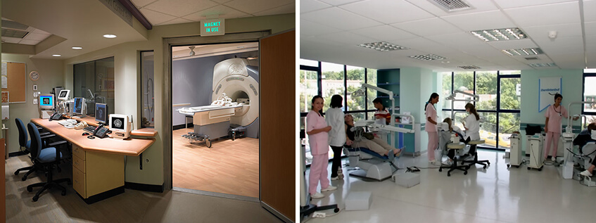 Hastane Ses Yalıtımı Antalya