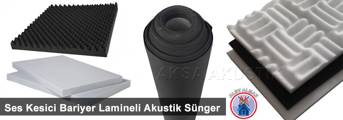 Ses Kesici Bariyer Lamineli Akustik Sünger Fiyatı Antalya Ses Yalıtımı