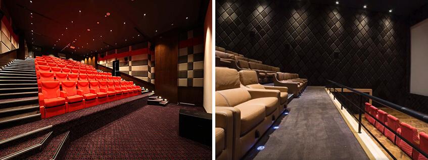 Sinema Odası Akustik Ses Yalıtımı Fiyatları