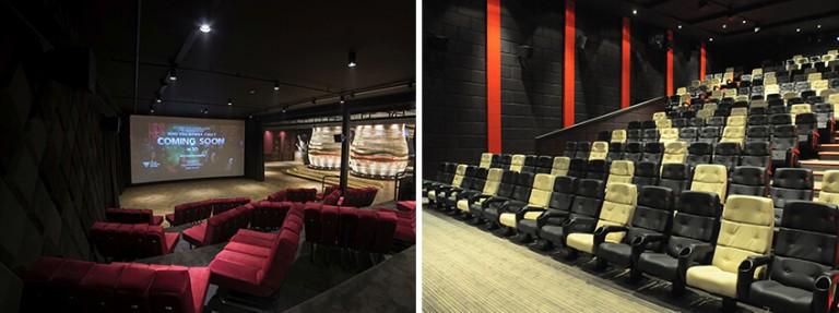 Sinema Salonu Akustik Antalya Ses Yalıtımı Fiyatları