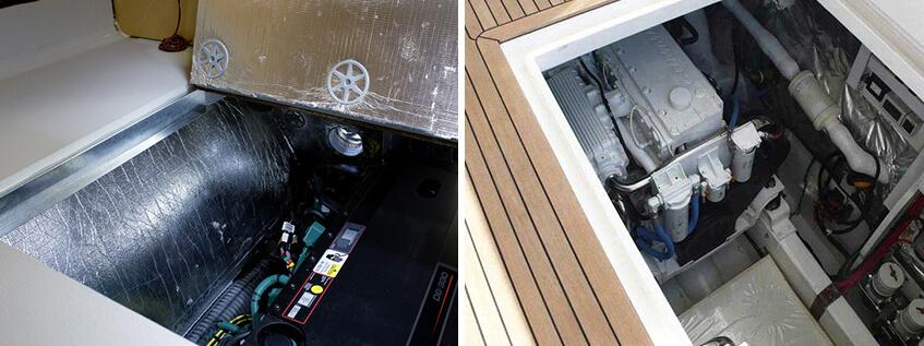Tekne Marine Ses İzolasyon Malzemeleri Antalya