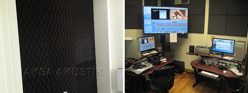 Yanmaz Akustik Sünger Ses Yalıtımı ve İzolasyonu Uygulaması Fiyatları
